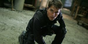The latest Mission Impossible film shooting has been halted in the U.K!