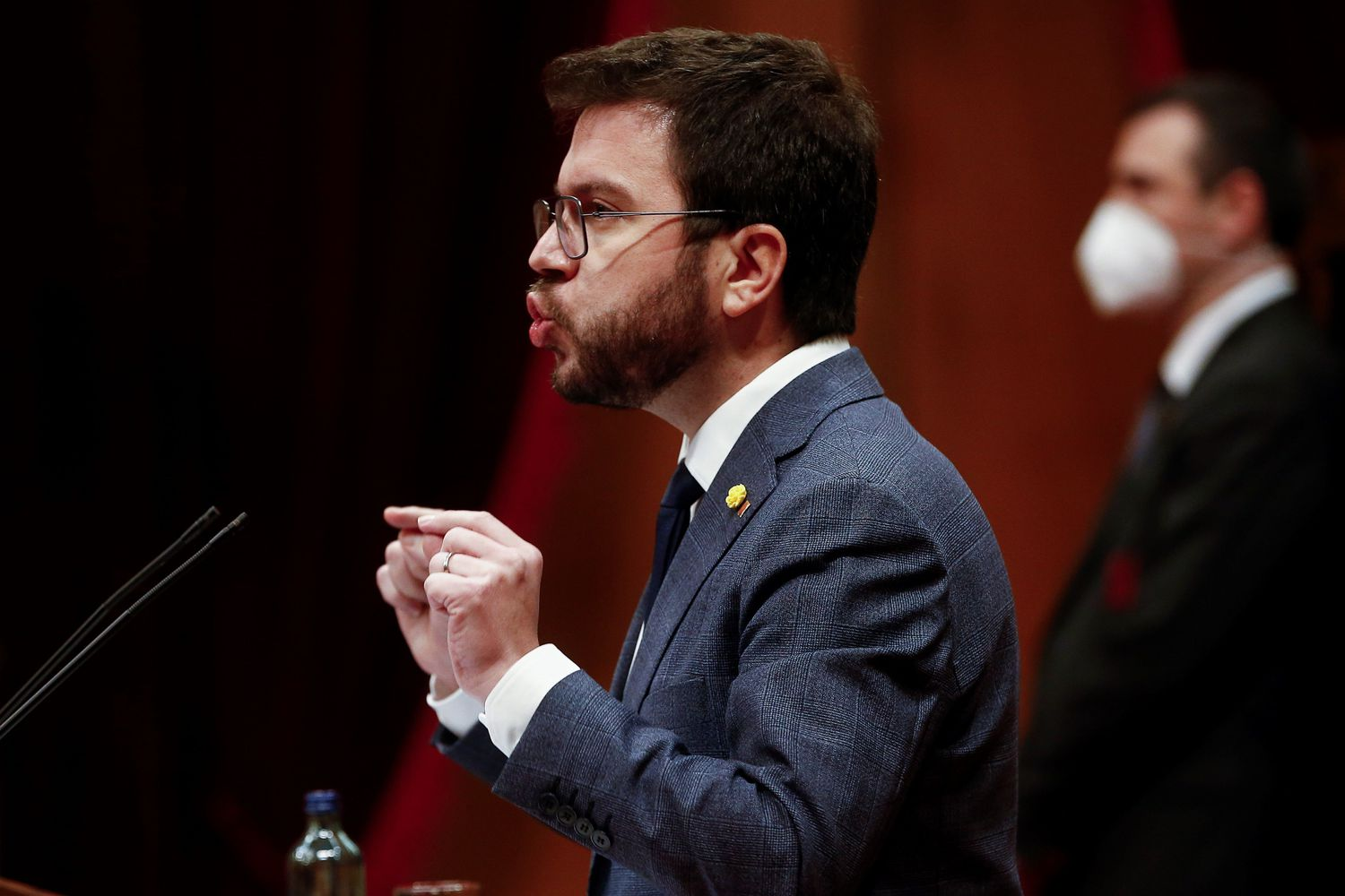 Justice Maintains The Electoral Appointment In Catalonia