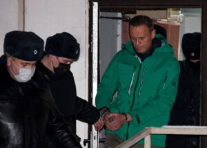 Russian Police Arrest And Close Navalni Top Allies