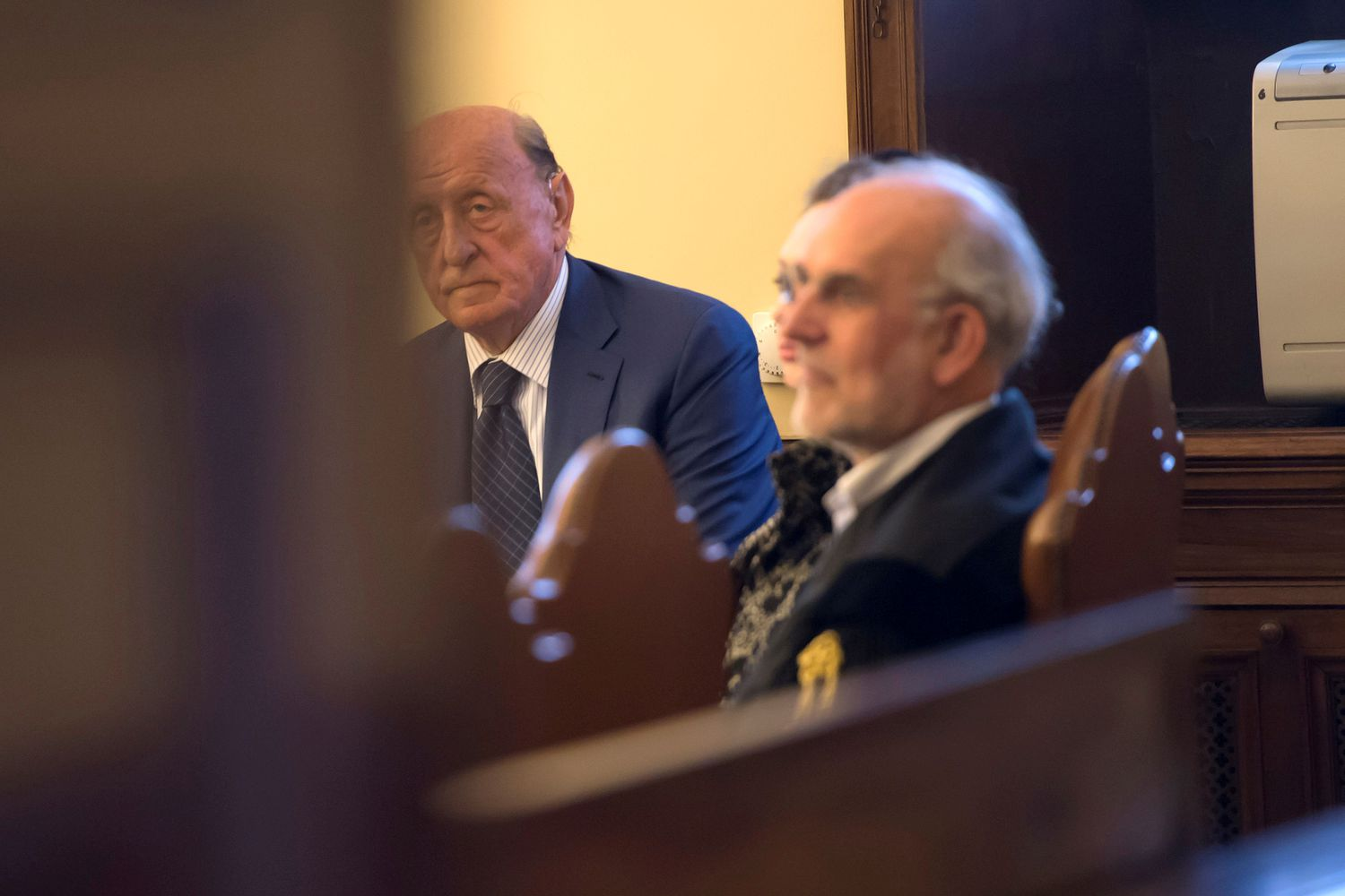 Vatican Condemns The Former President Of Its Bank For Embezzlement