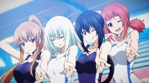 Keijo Season 2: What is the storyline of Keijo?