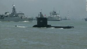 53 Sailors of a Missing Indonesian Submarine Have Now Been Presumed Dead