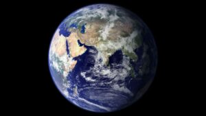Earth's axis of rotation is shifting!