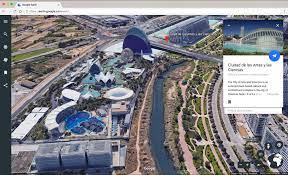 Google Earth New Features!