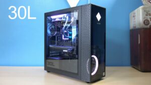 The HP Omen 30L has redefined what a pre-built gaming PC is