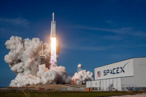 NASA's $2.9 billion deal with SpaceX is suspended after the contract is challenged by competitors  rival