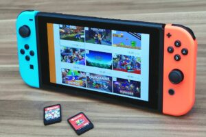 The Pro version of Switch May Have Wired Internet, an OLED Screen, and an Improved Stand