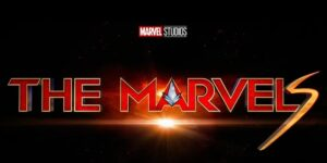 Marvel has released an updated sleeker logo for The Marvels!