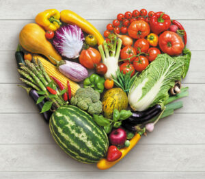 A plant-based diet is the best way to stay fit and healthy!